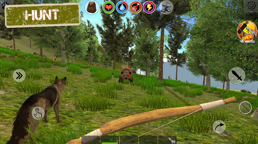 Rustland - Last Day Survival and Craft Island 3D 3.0.1 screenshots 4