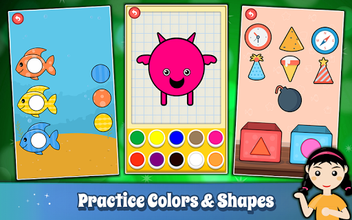 Shapes & Colors Learning Games for Kids, Toddler? screenshot 20