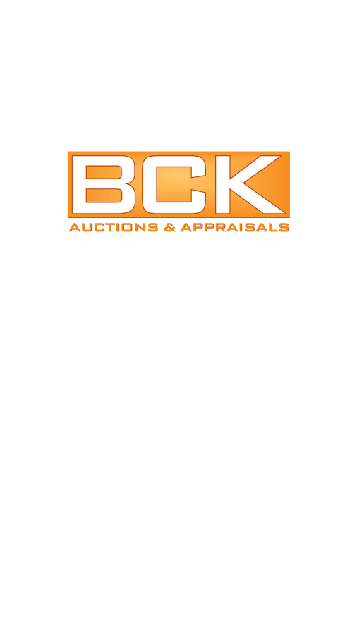 BCK Auctions- screenshot