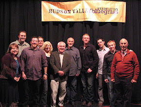 Photo: The TeamL to R: Laura Graceffa, Jacob Lahey, Aaron Lieberman, George Swain, Lynn Lipton, Mike Foley, Greg Cahill, David Thomas, Ashby Frank, Ryan Roberts, Jeff Anzevino - Photo by Fred Robbins