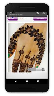 Eid Mehndi Designs 2017 New - náhled