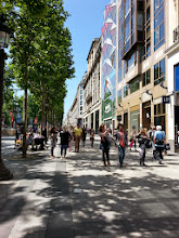 Photo: Champs Elysees -Used ro be marsh land & fields, rent's now at over 1.25m a year per 1000sqm. It's the 2nd richest street in the world.