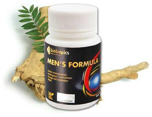 mens formula biotropics