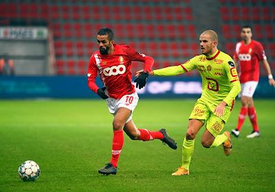 Le Standard de Liège cale contre Malines