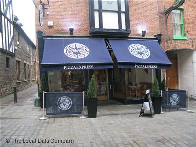 Pizzaexpress On High Street Restaurant Italian In