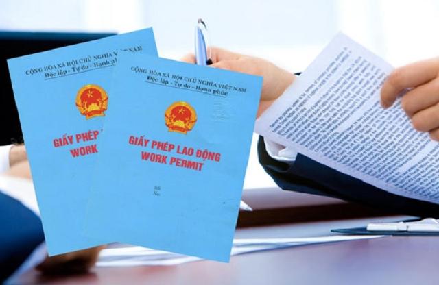 Chia sẻ thủ tục xin giấy phép lao động cho người nước ngoài