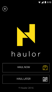 Haulor- screenshot thumbnail
