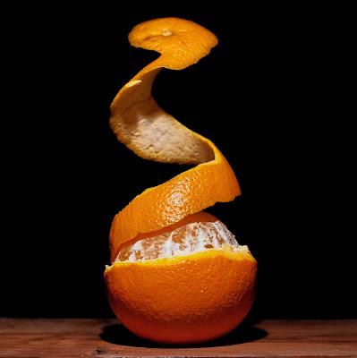 Spiral Orange di iSimo