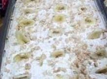 Peanut Butter Cake And Chocolate Marshmallow Glaze