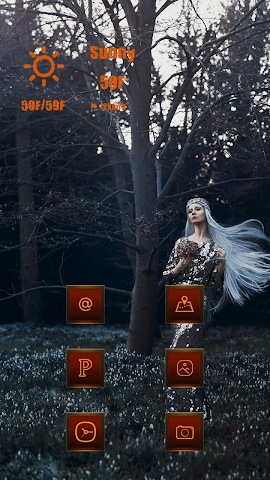 android A Beautiful Forest Elf Screenshot 1
