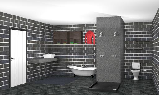 3D Escape Games-Bathroom apkdomains screenshots 1