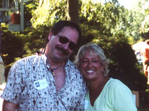Photo: Jim ODonnell and Anne Proffitt