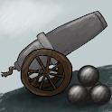 Пулялки пушками - Cannons 2D icon