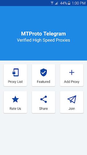Download MTProxify - Telegram MTProto Proxies APK latest version app