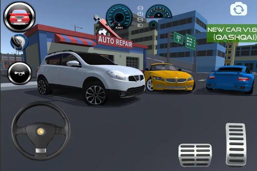 Jetta Convoy Simulator 1.0.8 screenshots 2
