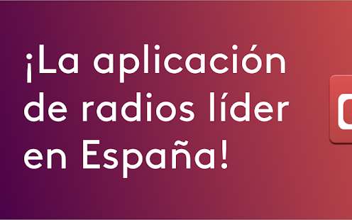 Radios de España- screenshot thumbnail