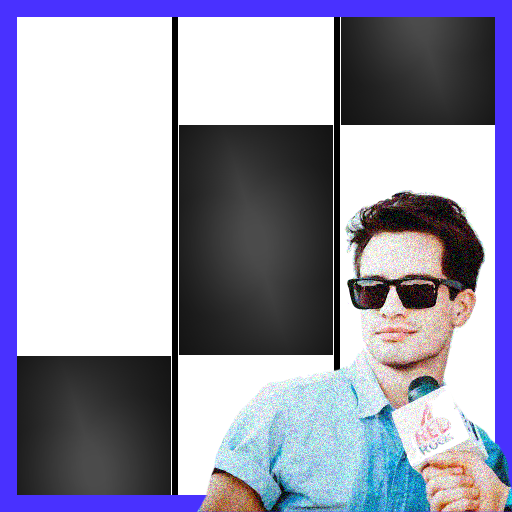 Icon for High Hopes Panic! At The Disco Piano Black Tiles
