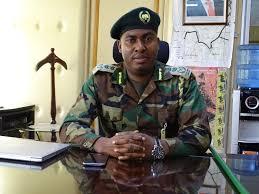 CONSERVATION: CCF Julius Kamau. Image:File.