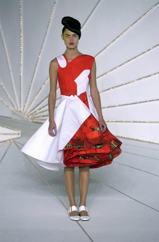 Hussein Chalayan Dress, Spring / Summer 2001