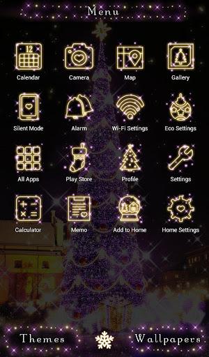 Christmas Tree Wallpaper 1.0.0 Windows u7528 2