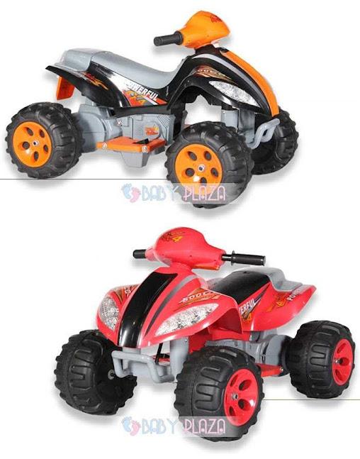 Xe máy điện trẻ em 4 bánh B03