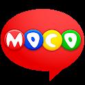 Moco - Chatea, Conoce Gente icon