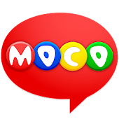 Chat, Meet People - Moco
