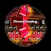 Flower Garden GO Keyboard