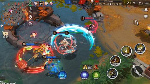 Onmyoji Arena screenshots 8