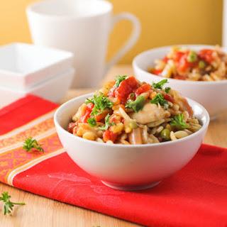Chicken Asiago Orzo Pasta Recipes