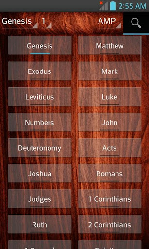 Bible AMP, Amplified Bible (English)  screenshots 5