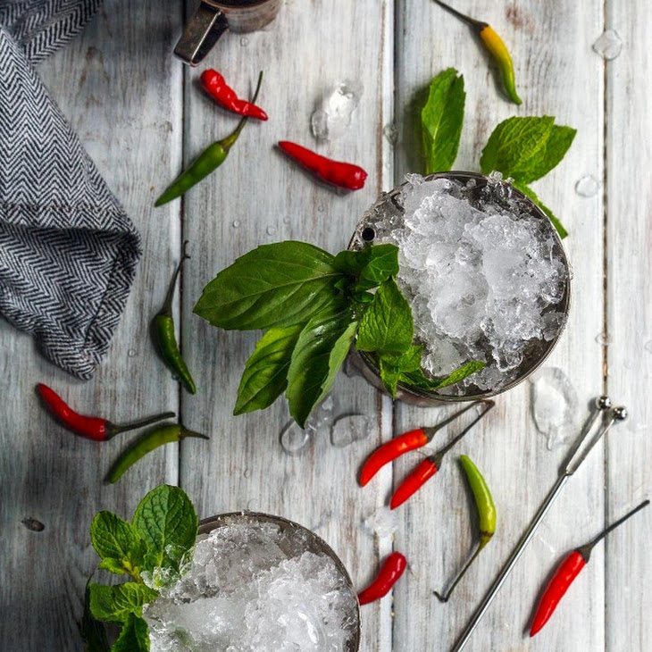 SPICY THAI MINT JULEP