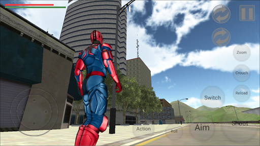 Great City War Crime : Defeat Mafia Gangster screenshot 2