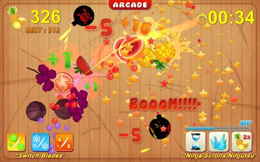 Fruit Cutting Game 2.8 12
