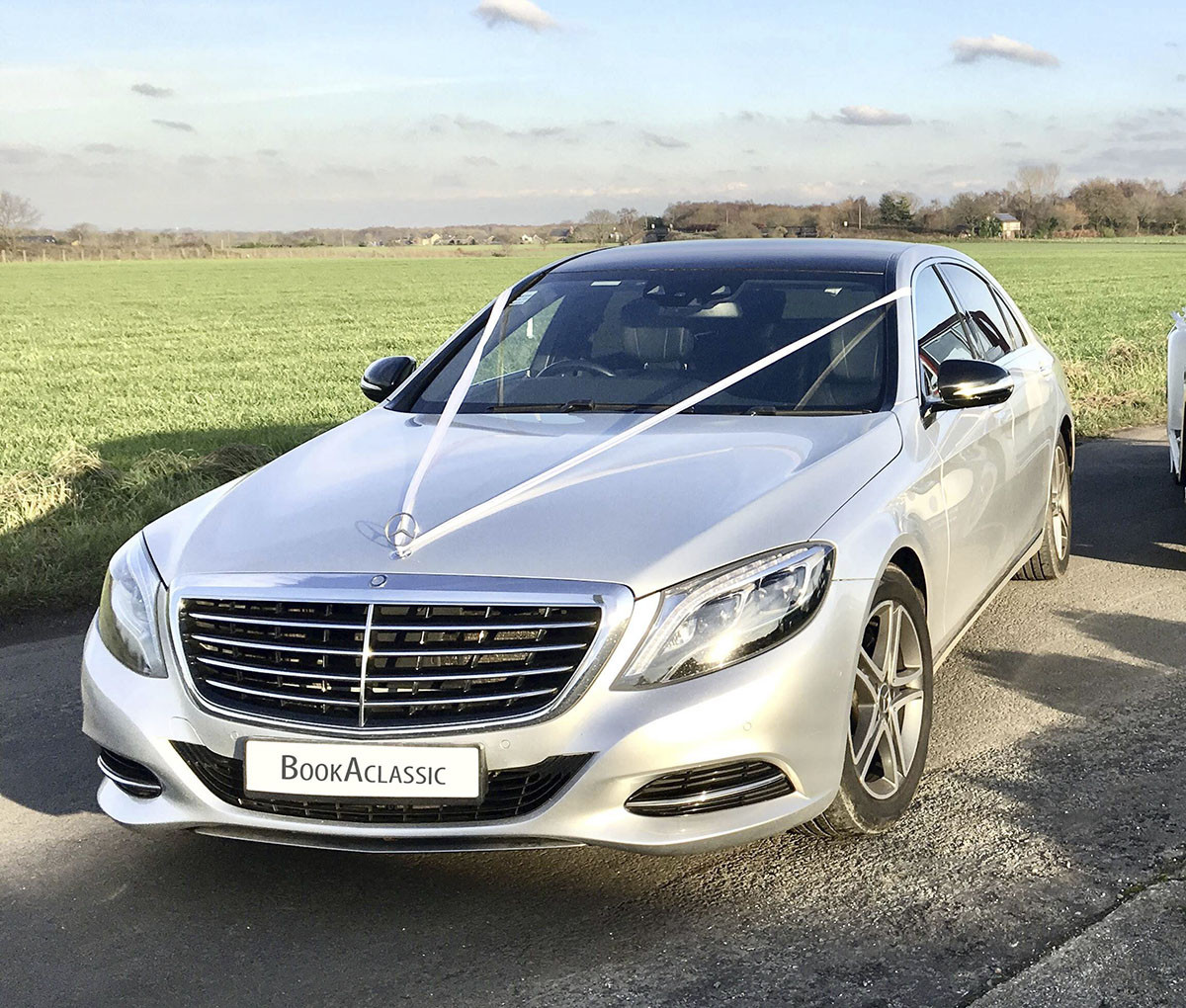 Mercedes S Class Hire Cheshire