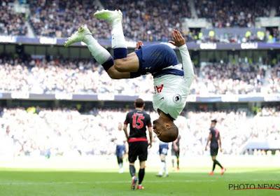 Tottenham won met 4-0 van Huddersfield Town