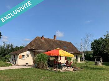 maison à Dampierre-en-Bresse (71)