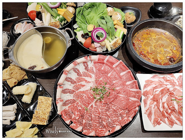 肉多多火鍋-台北中山北店(職人海鮮 頂級肉品 平價涮涮鍋物人氣必吃)