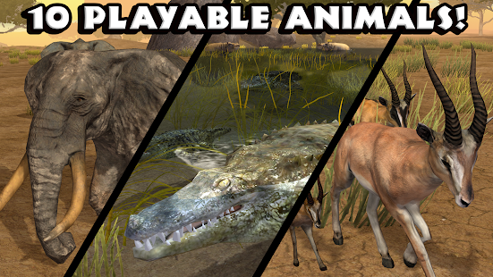 Ultimate Savanna Simulator- screenshot thumbnail
