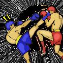 Fighting kickboxing! icon