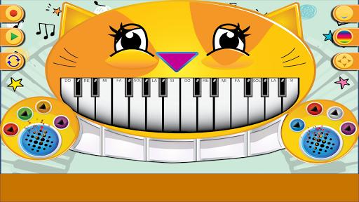 Meow Music - Sound Cat Piano  screenshots 1