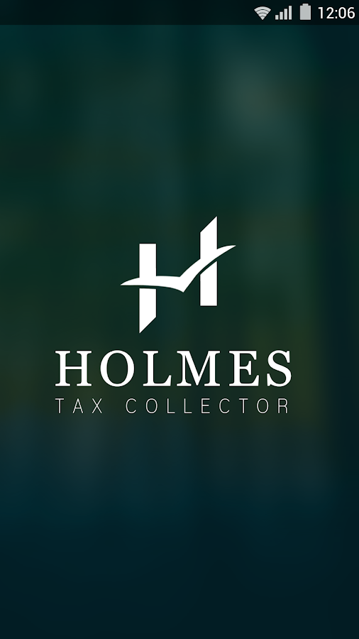 Holmes Tax Collector- screenshot