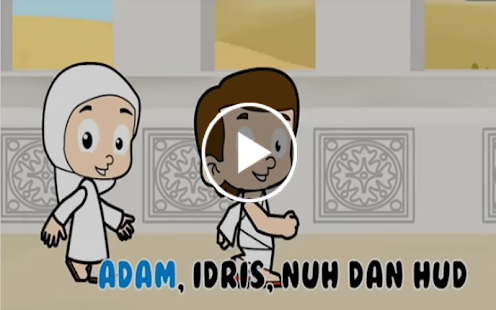 Video Sholawat Anak Anak Plus Lirik - náhled