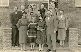 Photo: Kollegium 1958