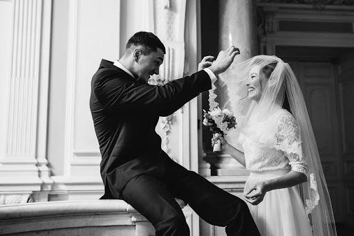 Fotógrafo de bodas Yuriy Gusev (yurigusev). Foto del 26.12.2014