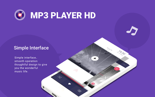 MP3プレーヤーHD