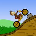 Super Biker Monkey icon
