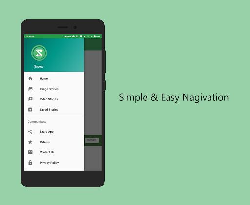 Story Saver For WhatsApp - Savezy 2.2 screenshots 8