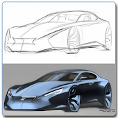 Learn to Draw a Car