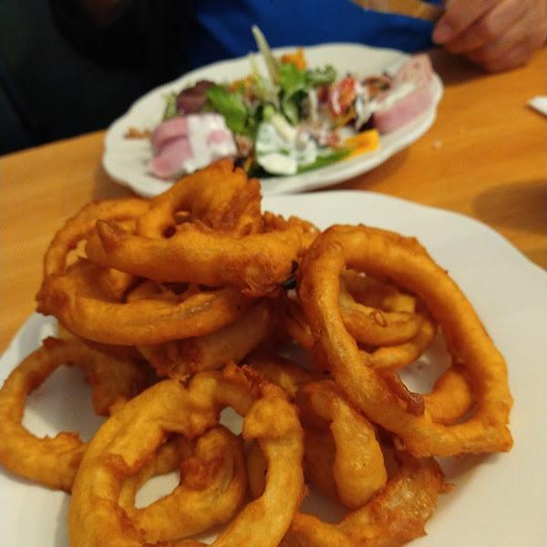 Amazing Onion Rings